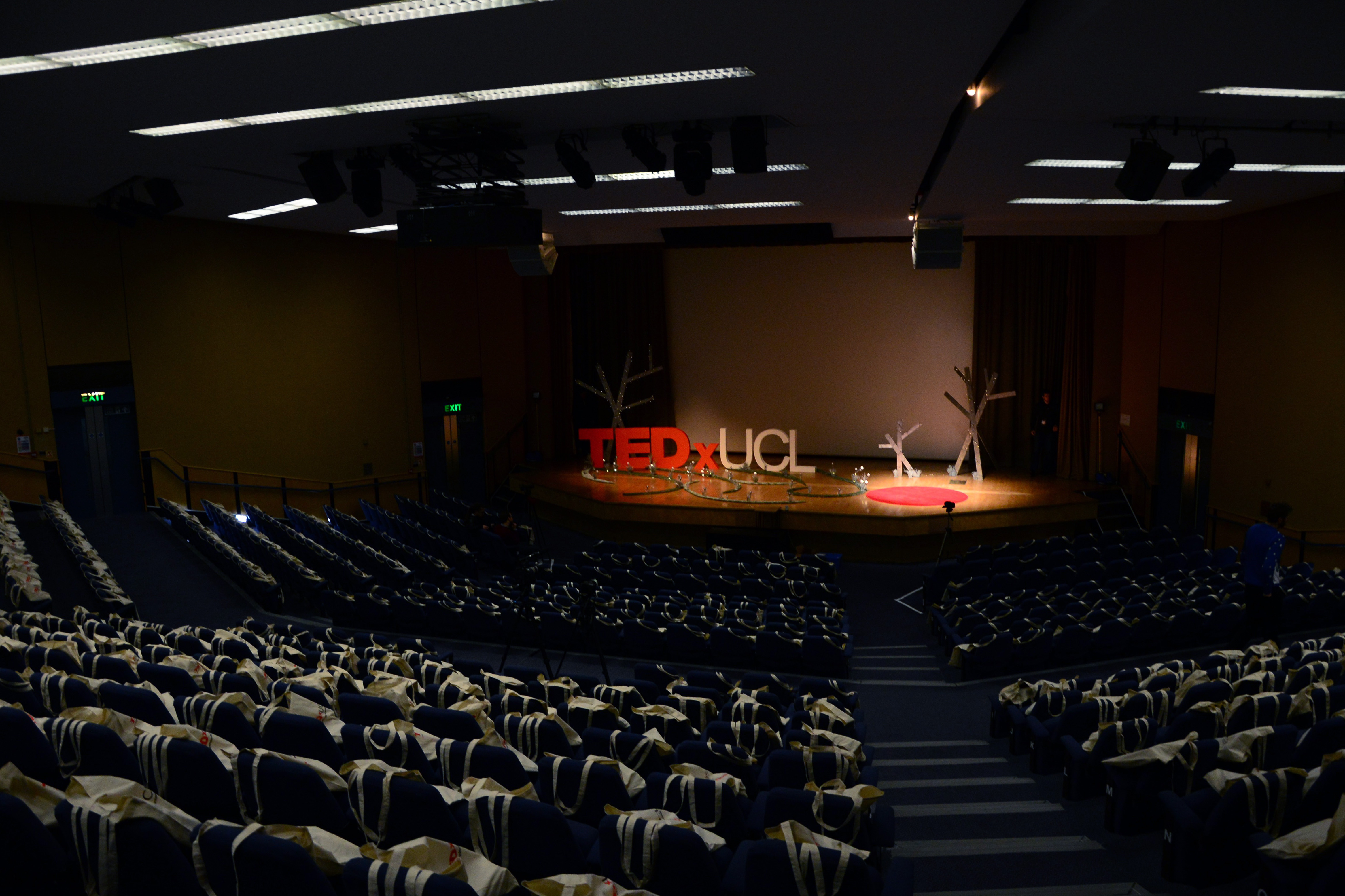 tedx ucl 2015 event