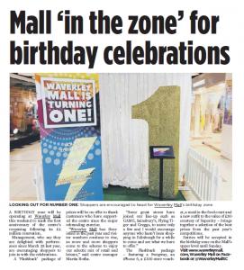 Waverley Mall Giant One Edinburgh Evening News