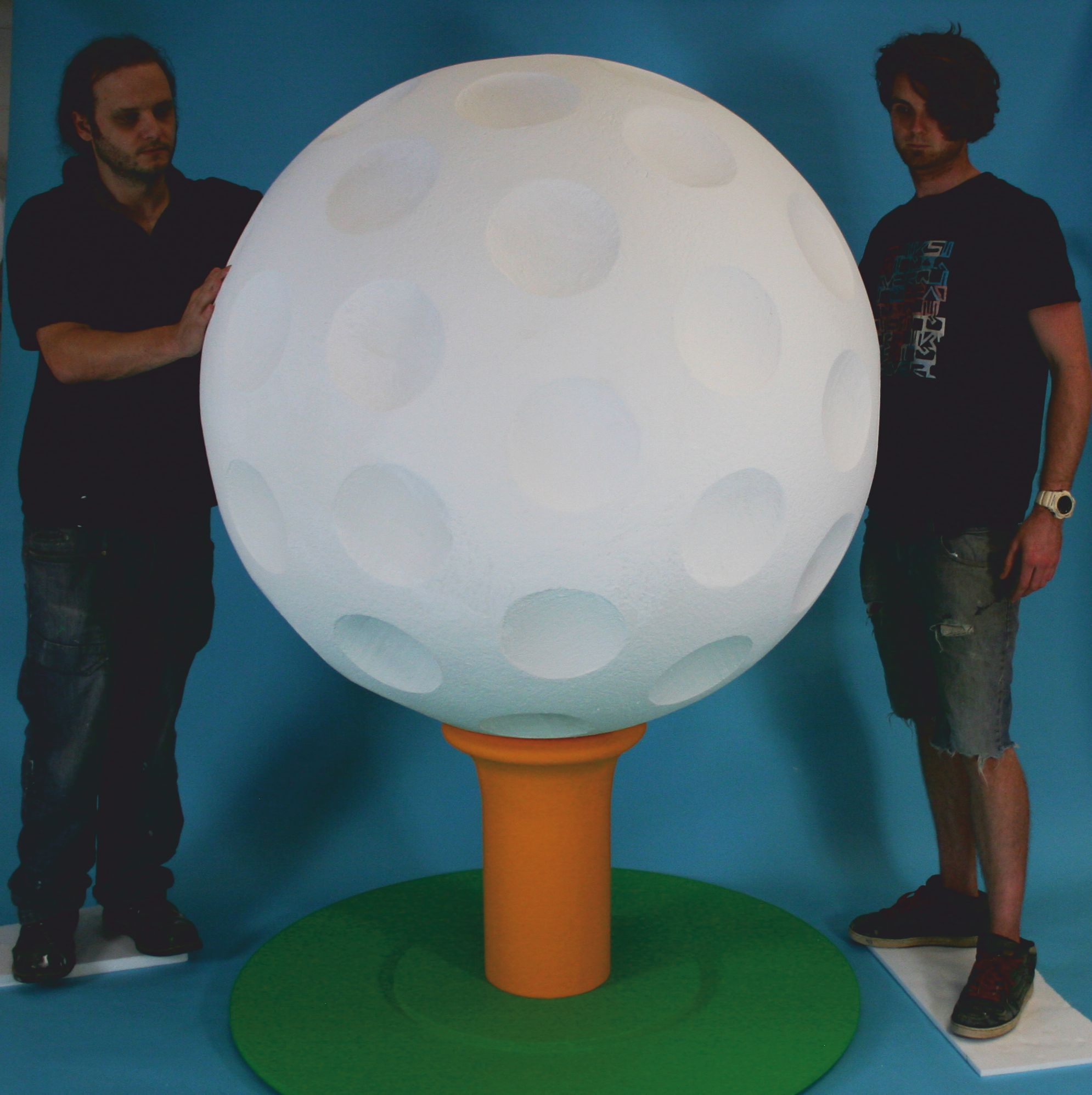 Polystyrene Golf Ball 1200mm 4 Foot Diameter