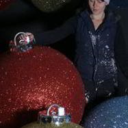 Glitter Balls and Baubles