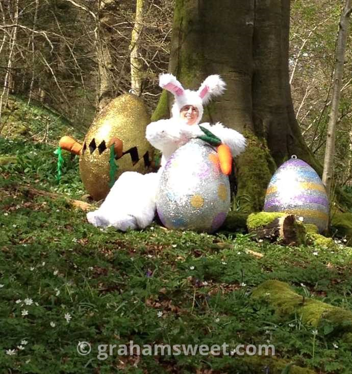 Easter Display Props For Shops Events And Activities Giant Easter