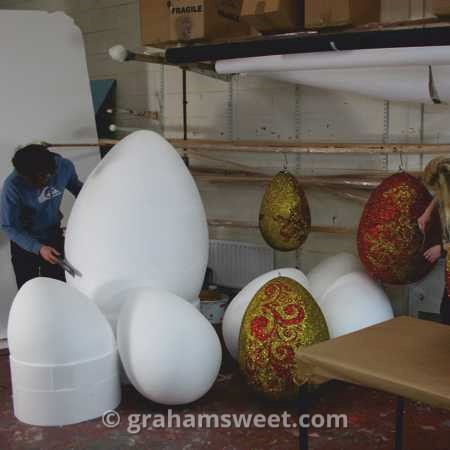 Easter Display Props For Shops Events And Activities