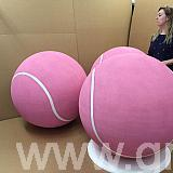 1200 mm - 4 foot diameter tennis ball