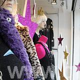 star window display