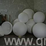 selection of polystyrene balls