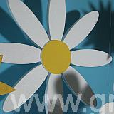 Polystyrene Daisy - For summer themed displays