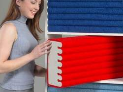 Towel Folders for retail and window display