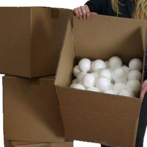 Polystyrene balls and spheres UK  Styrofoam balls also available